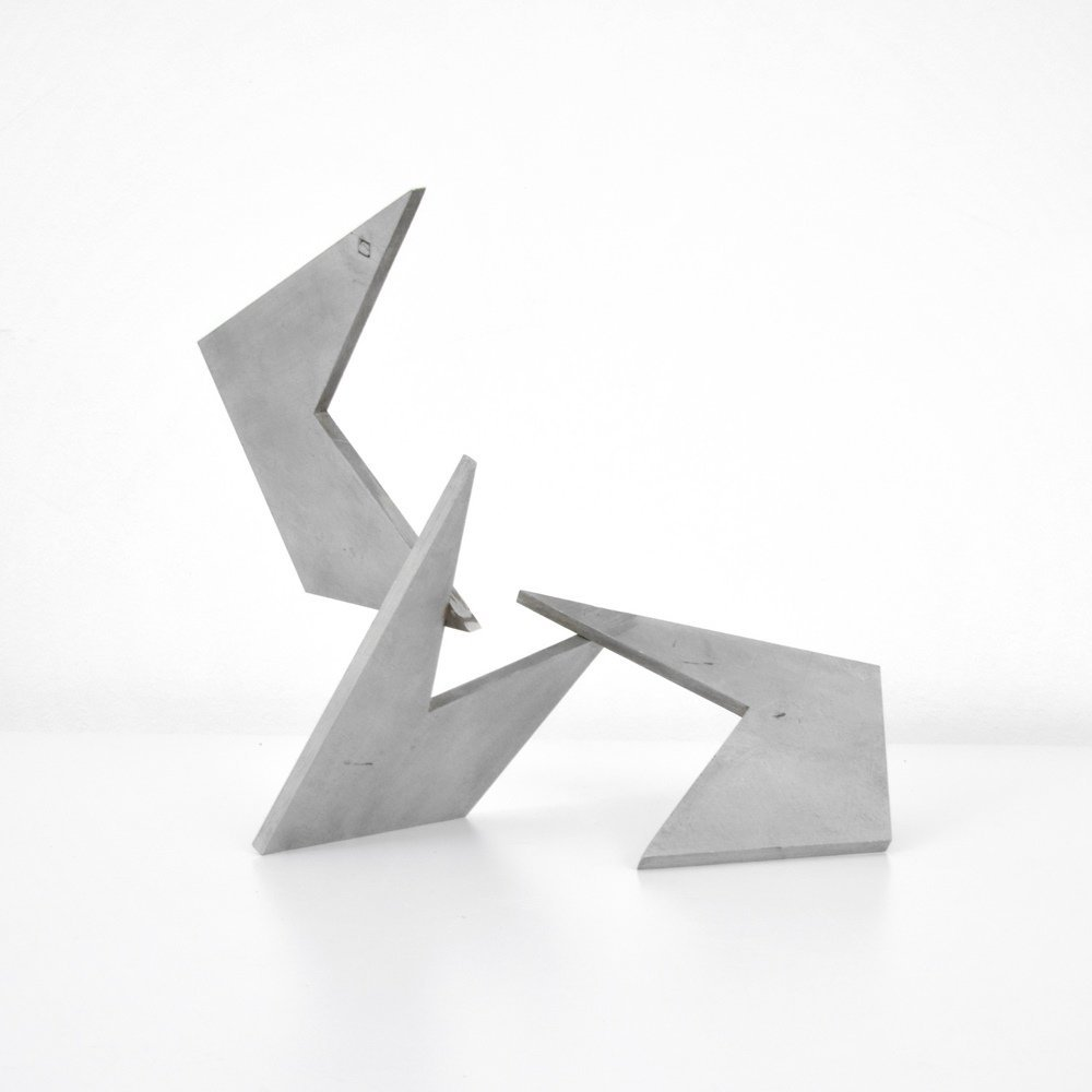 Larry Mohr Sculptures, Set of 3 - 5