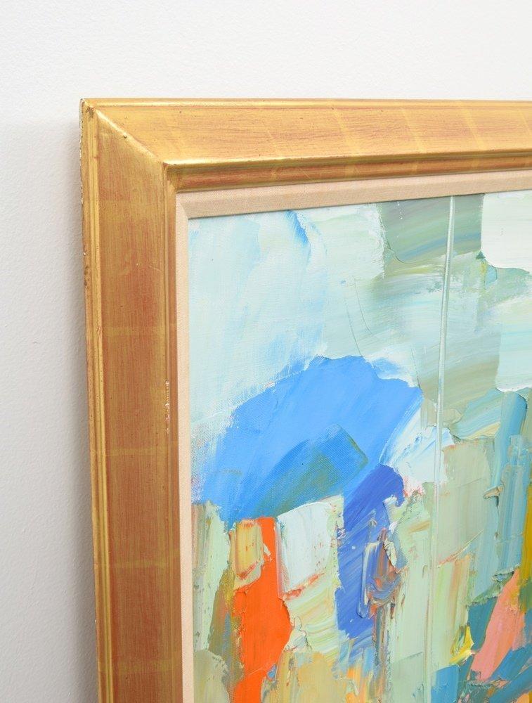 Large Nicola Simbari Painting, Original Work - 5