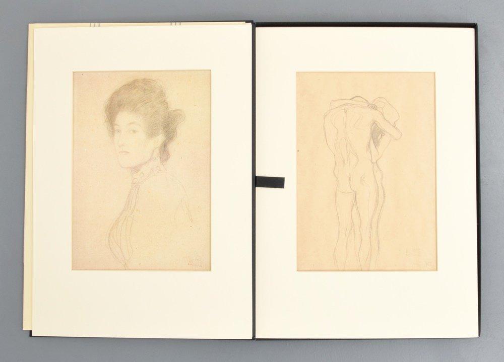 Gustav Klimt FAKSIMILE DER MODERNE II Portfolio - 3