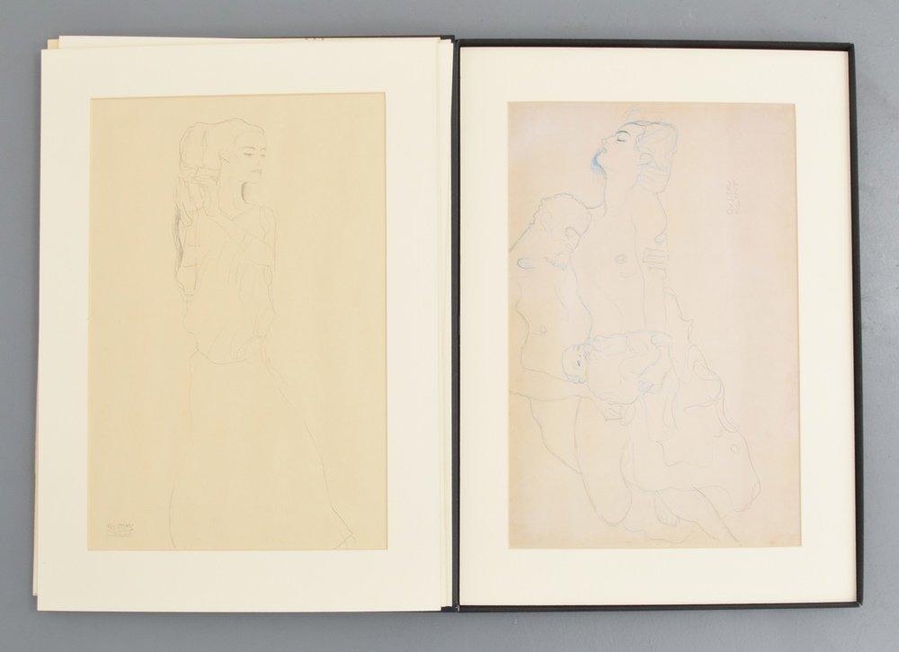 Gustav Klimt FAKSIMILE DER MODERNE II Portfolio - 4