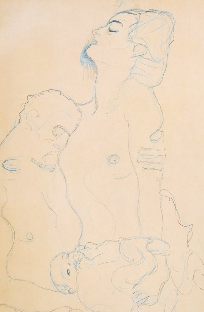 Gustav Klimt FAKSIMILE DER MODERNE II Portfolio - 5