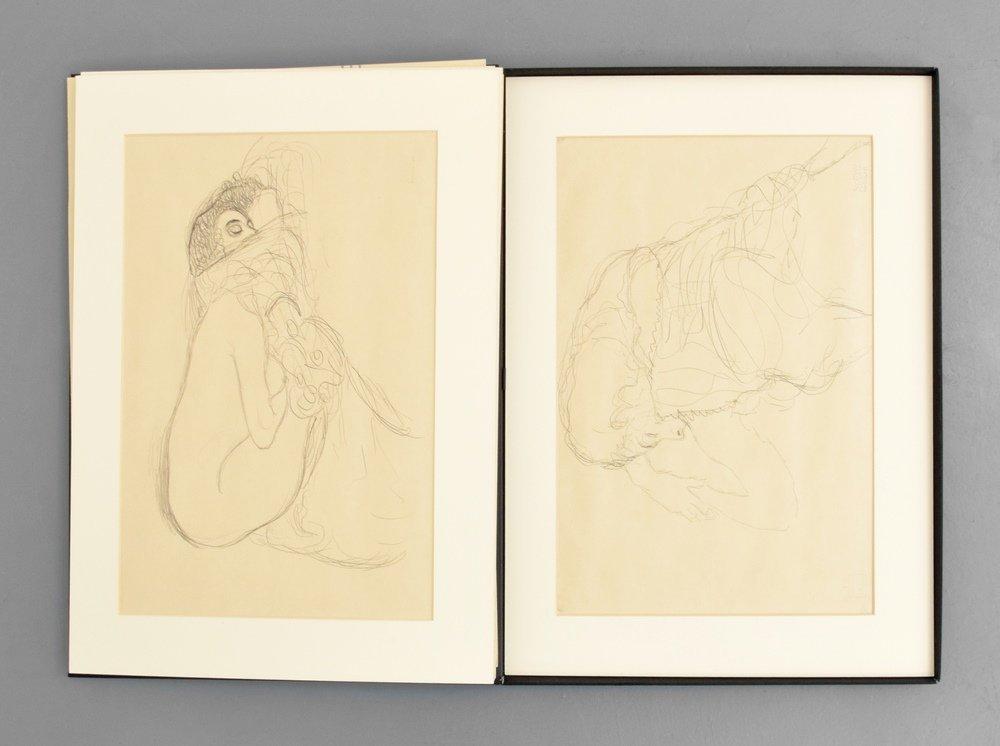 Gustav Klimt FAKSIMILE DER MODERNE II Portfolio - 7