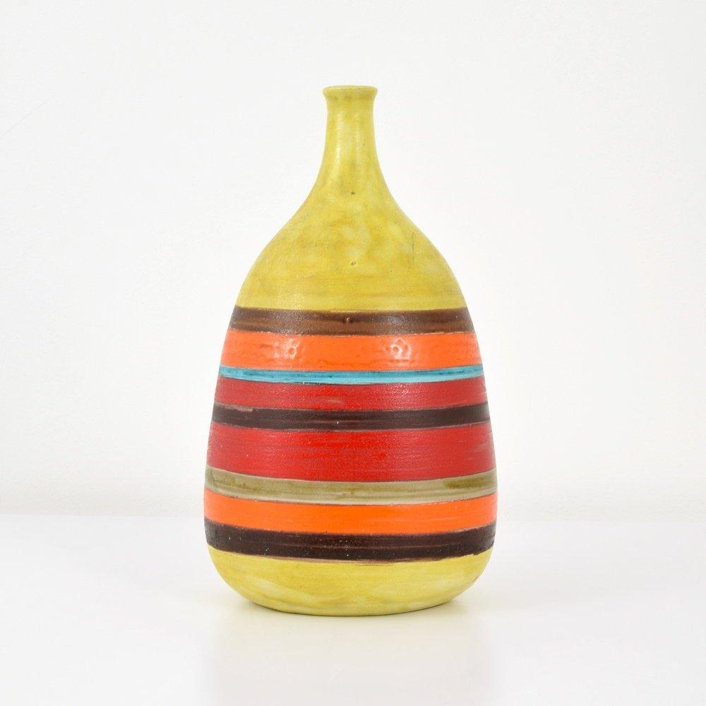 Large Guido Gambone Vase