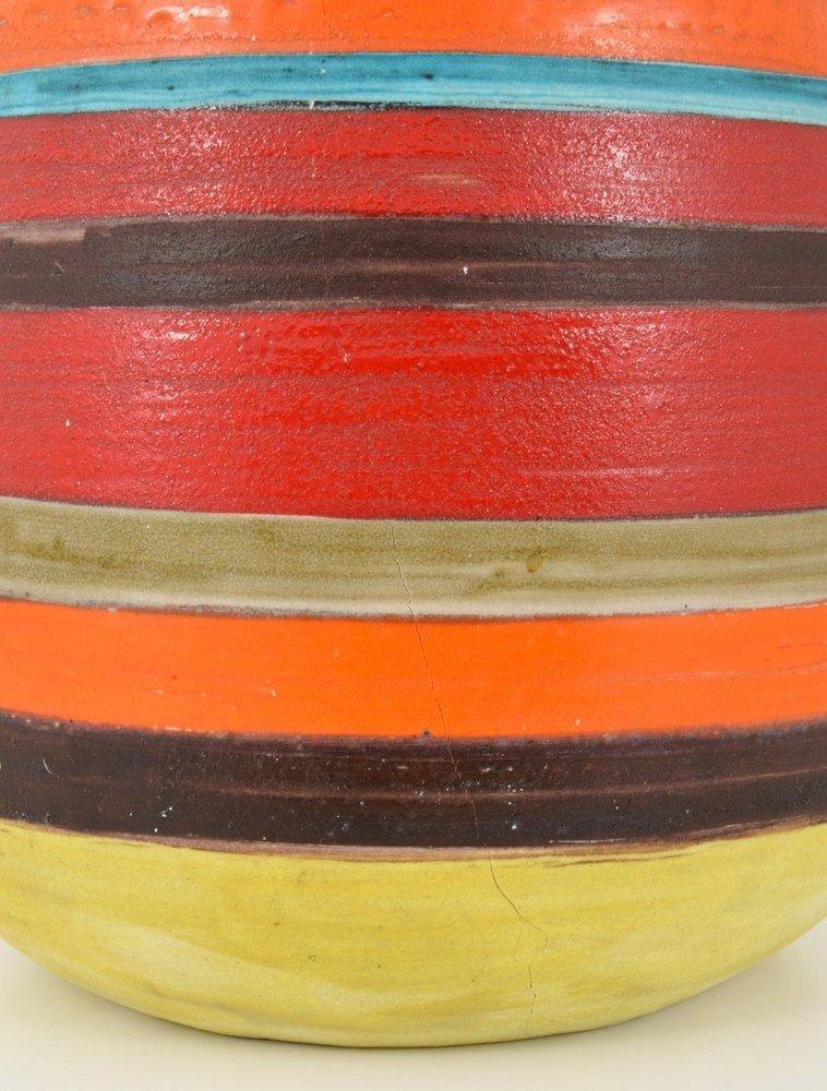 Large Guido Gambone Vase - 4