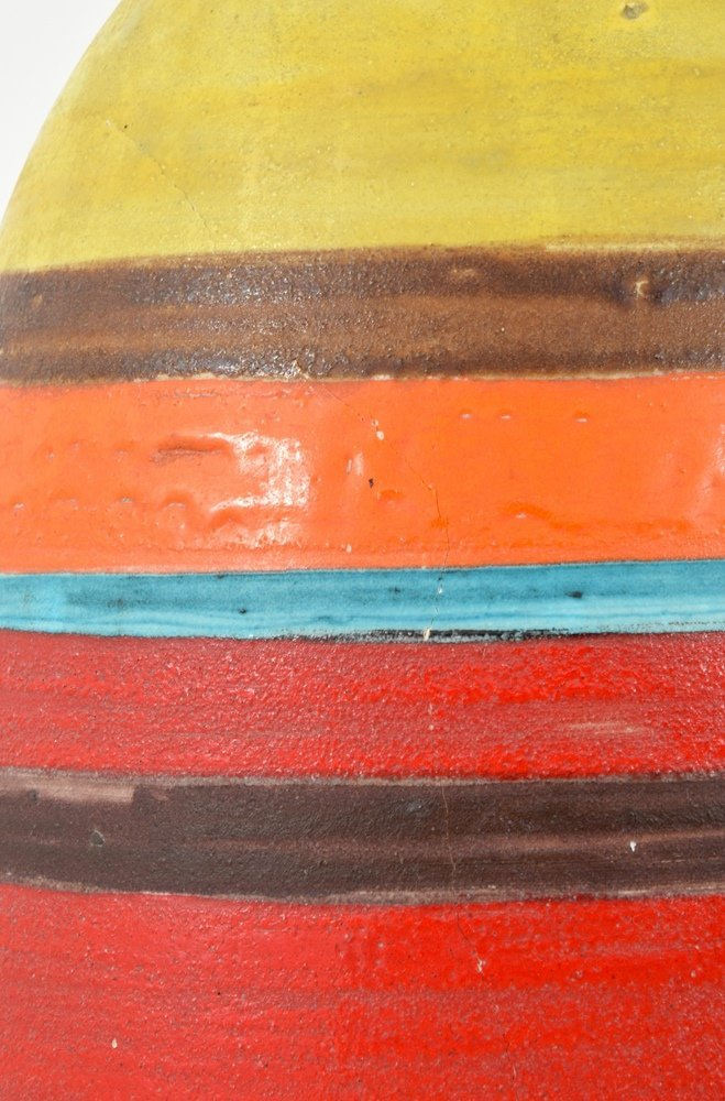 Large Guido Gambone Vase - 5