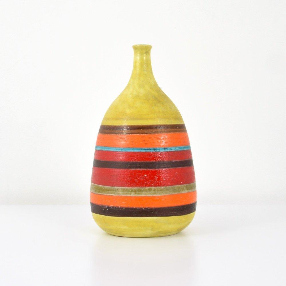 Large Guido Gambone Vase - 7