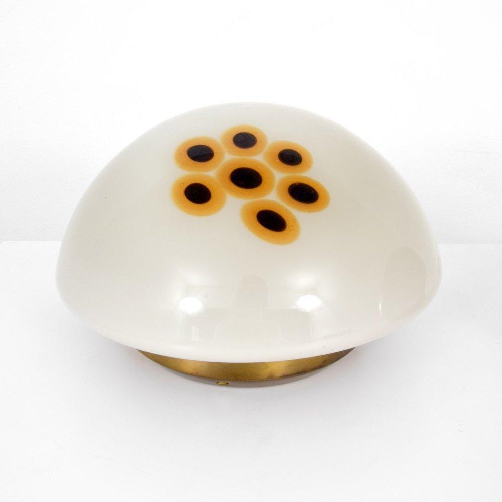Murano Sconces/Ceiling Lights, Manner of Vistosi - 3