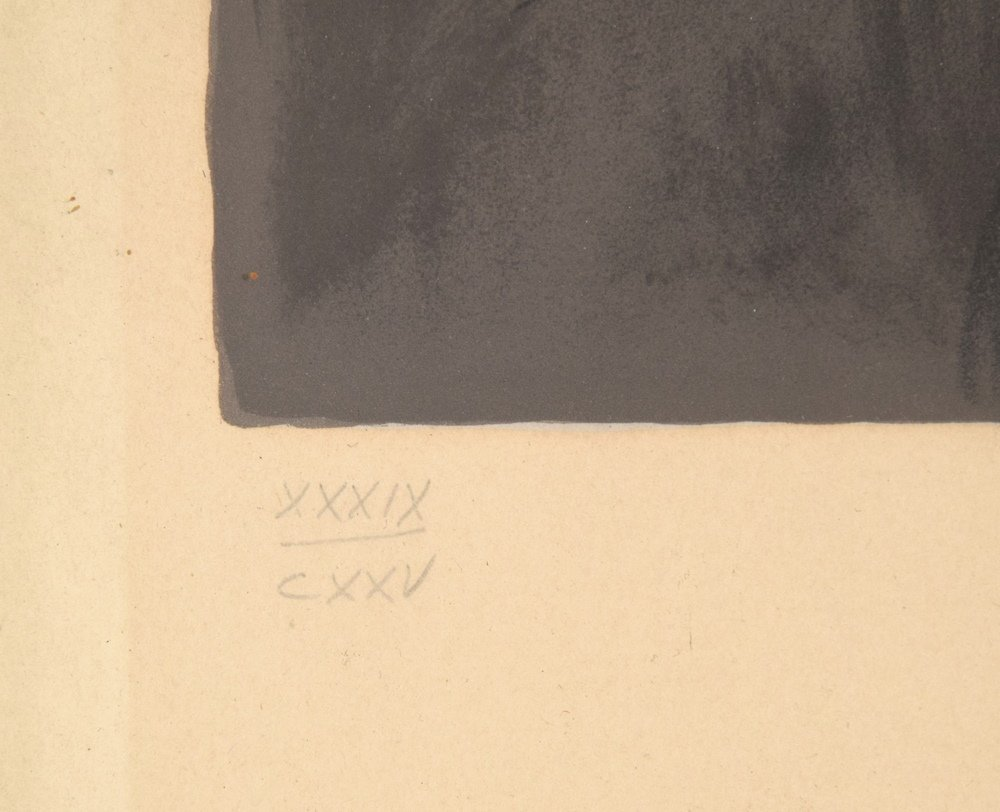 Salvador Dali Lithograph, Signed - 4