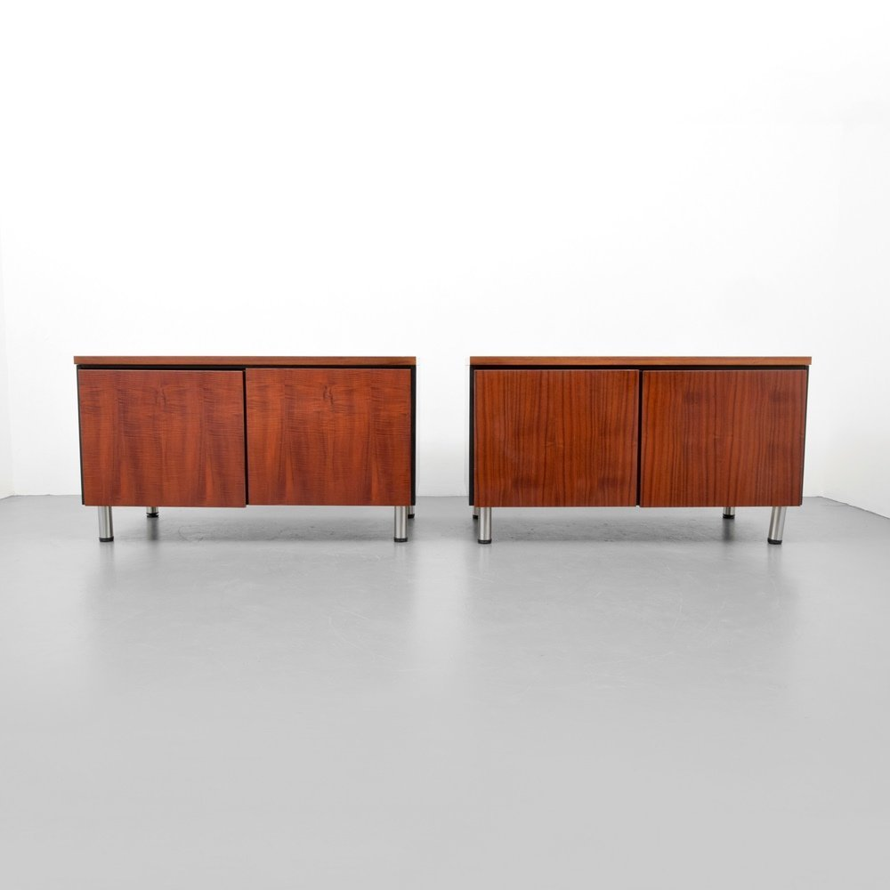Pair of Henredon Cabinets