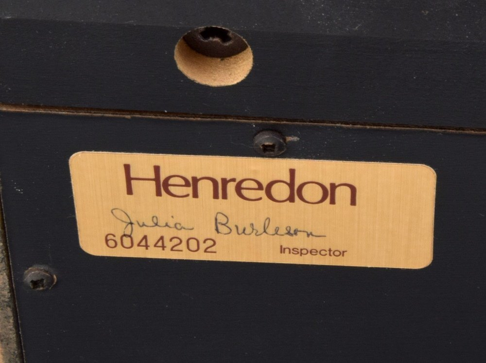 Pair of Henredon Cabinets - 4