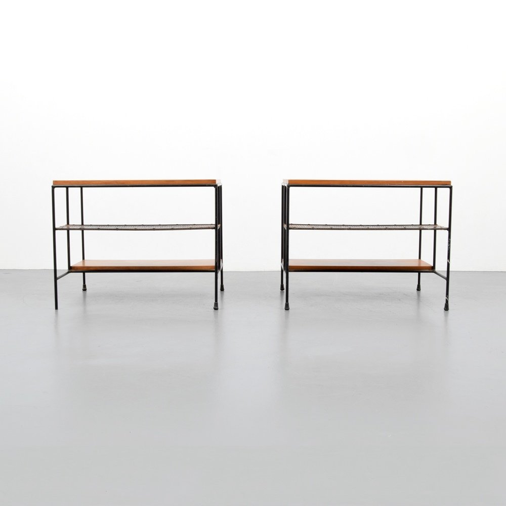 Pair of Paul McCobb Side Tables - 10