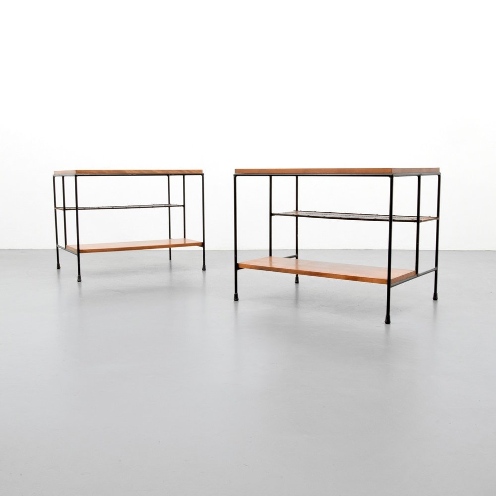 Pair of Paul McCobb Side Tables