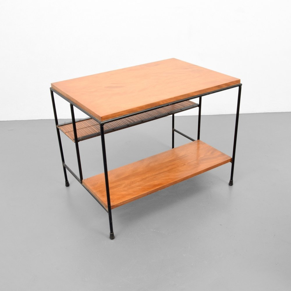 Pair of Paul McCobb Side Tables - 8