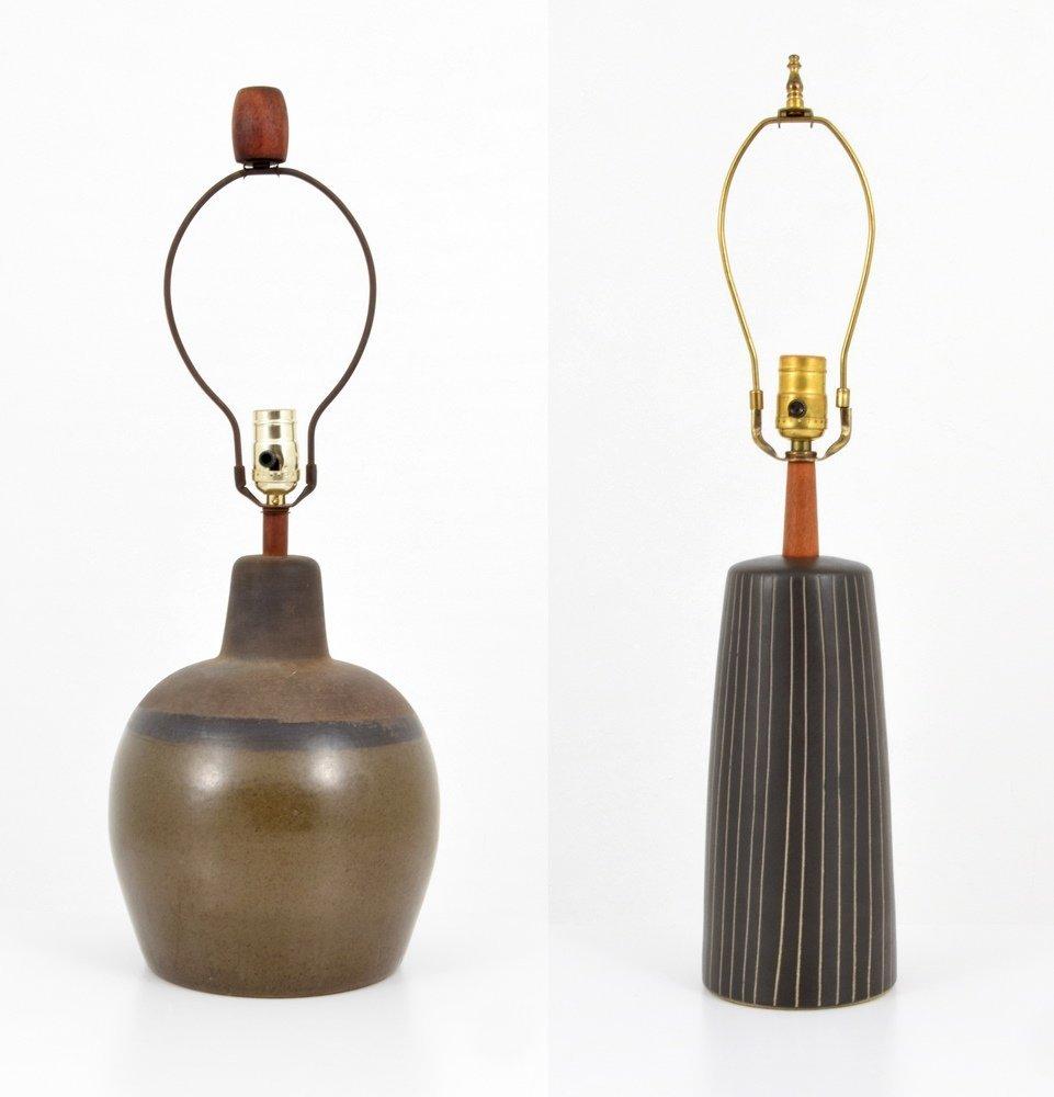 2 Gordon & Jane Martz Lamps