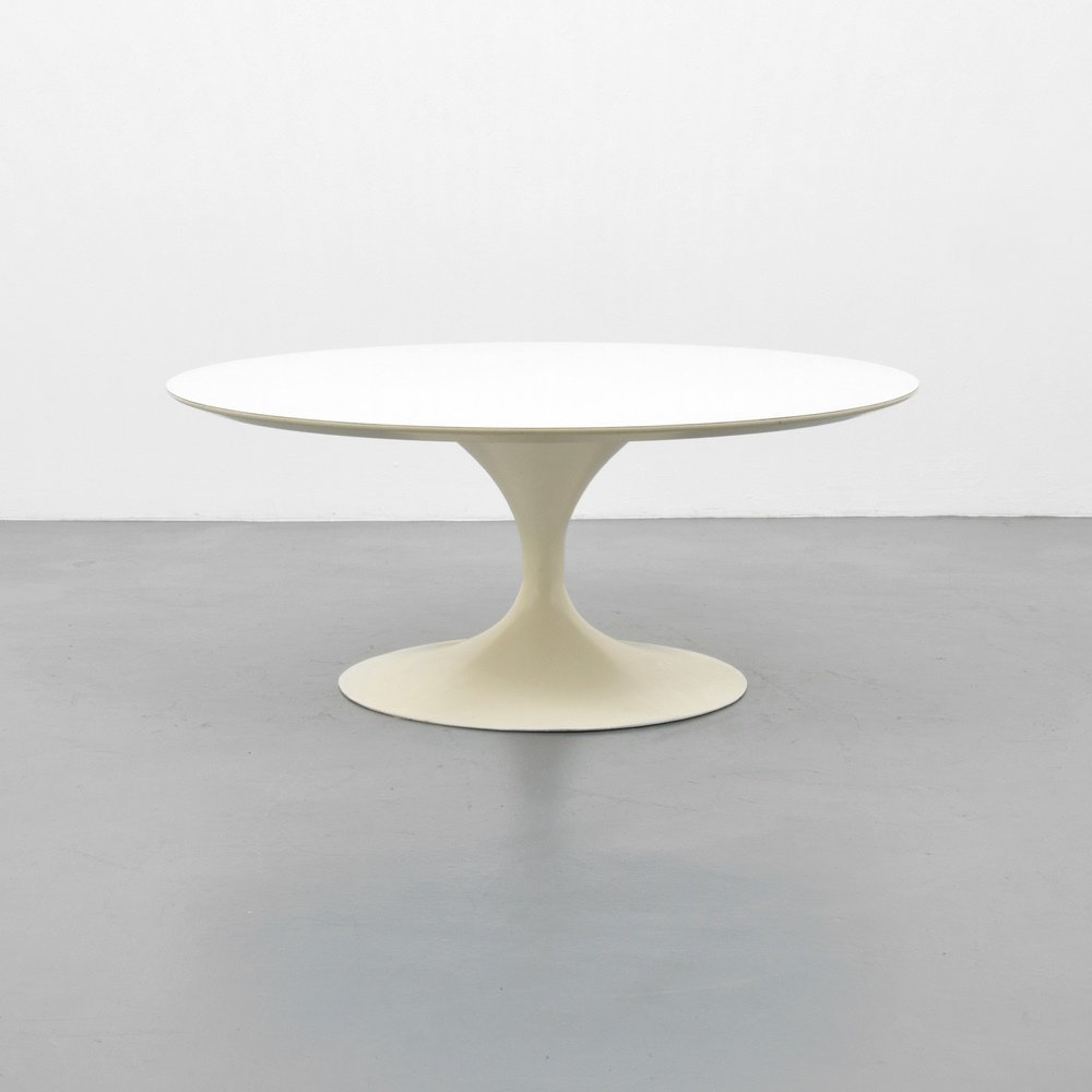 Eero Saarinen TULIP Coffee Table - 2