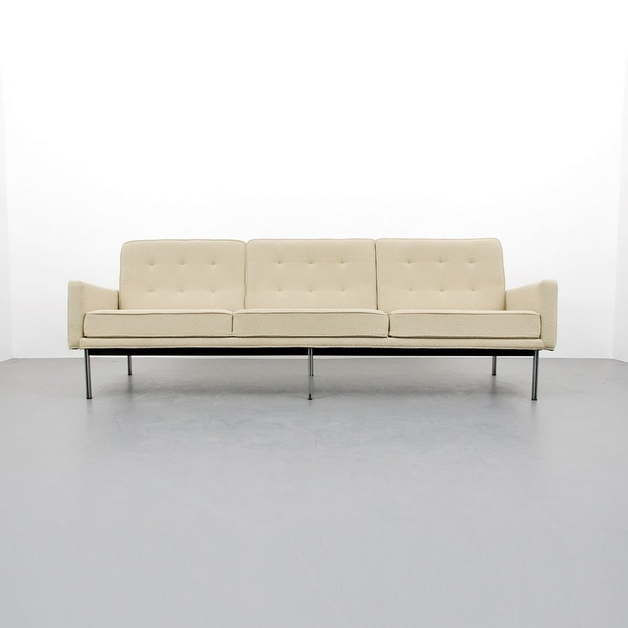 Early Florence Knoll PARALLEL BAR Sofa - 2