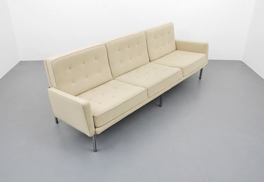 Early Florence Knoll PARALLEL BAR Sofa - 3