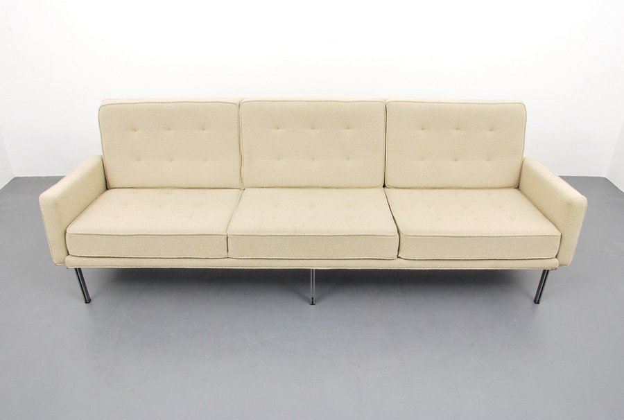 Early Florence Knoll PARALLEL BAR Sofa - 4