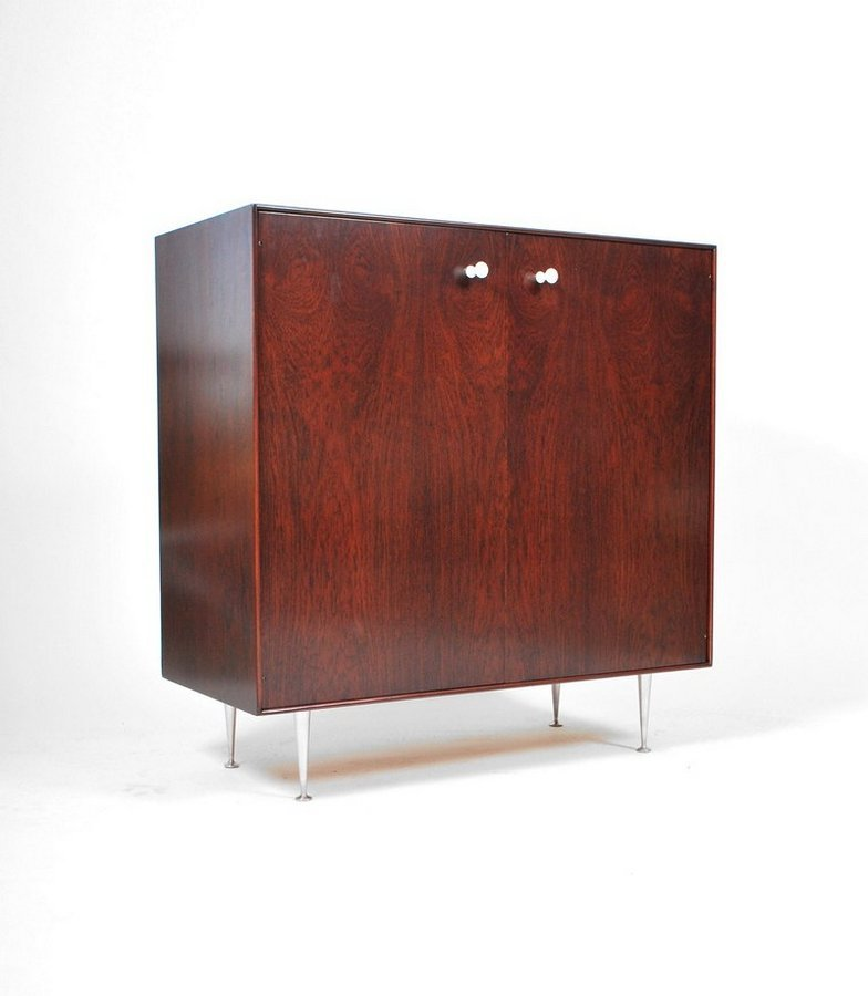 George Nelson Rosewood THIN EDGE Cabinet - 2