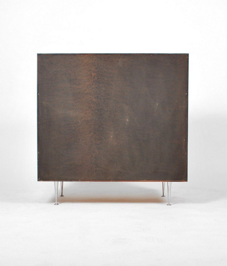George Nelson Rosewood THIN EDGE Cabinet - 4