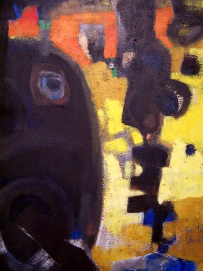 Large Katherine Winckler Painting, Original Work - 3