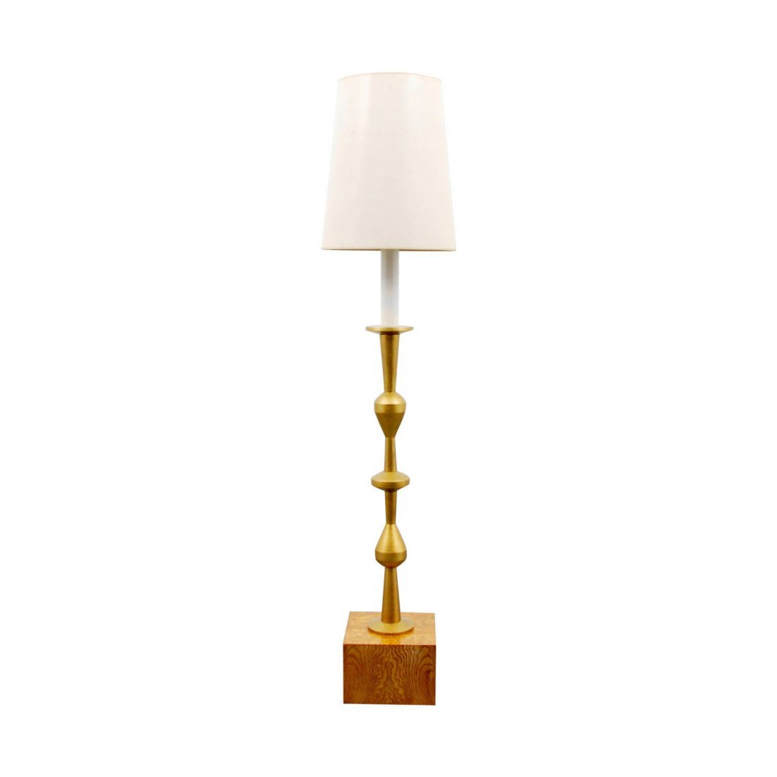 Rare Tommi Parzinger Floor Lamp - 3