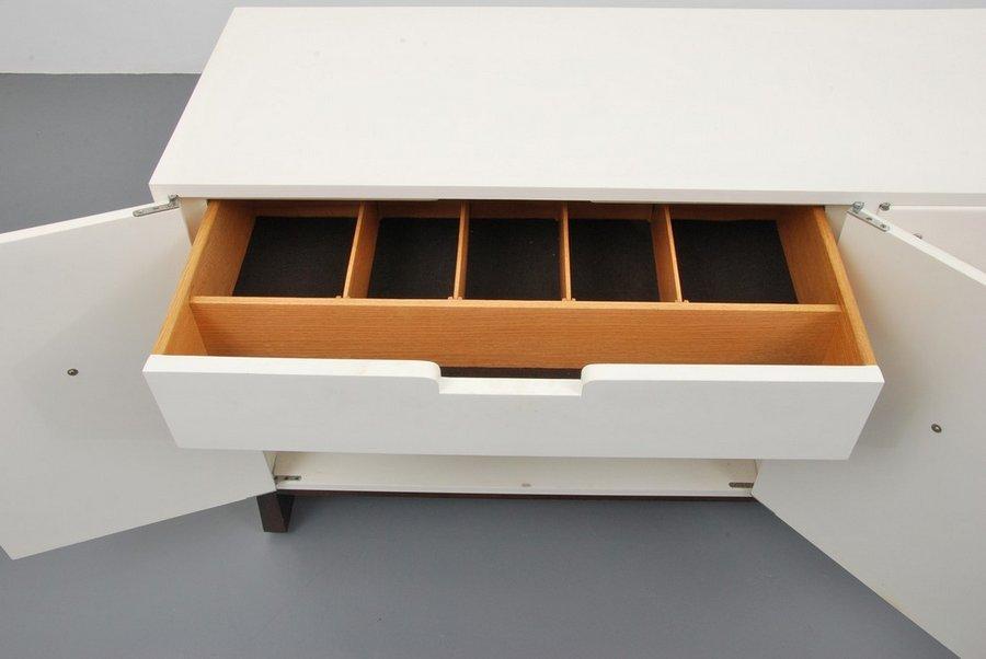 Tommi Parzinger Silver Studded Cabinet - 5