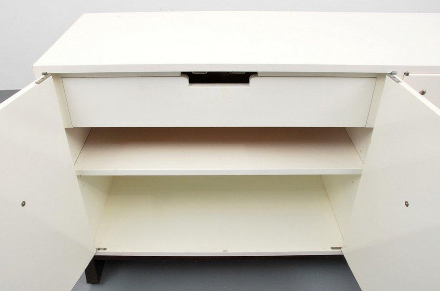 Tommi Parzinger Silver Studded Cabinet - 6