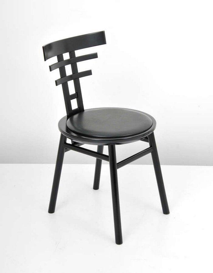 De Pas, D'Urbino & Lomazzi Chairs, Set of 6 - 3