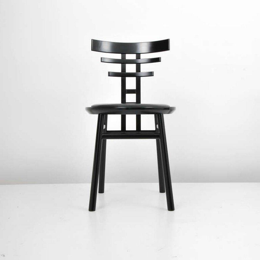 De Pas, D'Urbino & Lomazzi Chairs, Set of 6 - 4