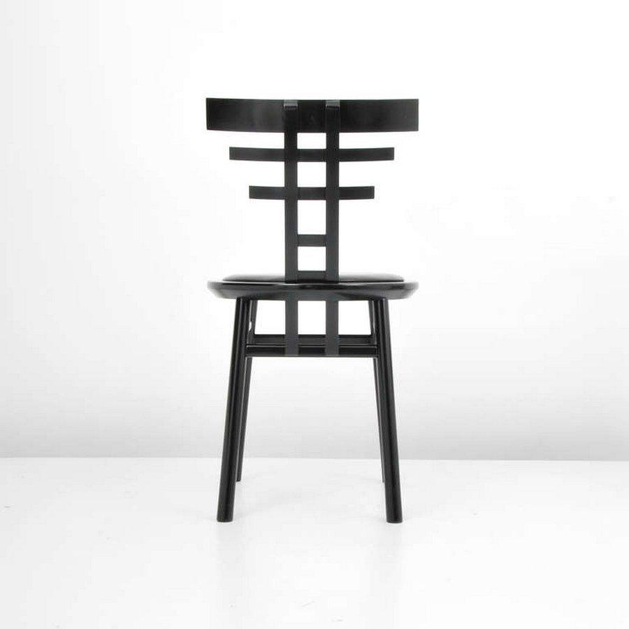 De Pas, D'Urbino & Lomazzi Chairs, Set of 6 - 5