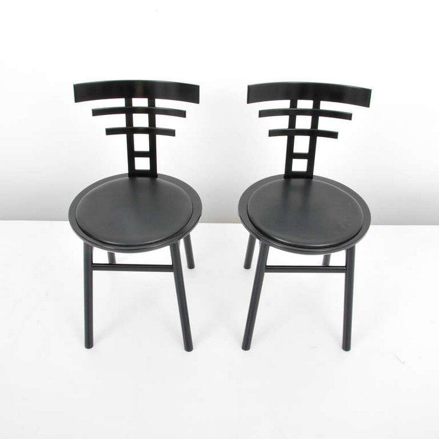 De Pas, D'Urbino & Lomazzi Chairs, Set of 6 - 6