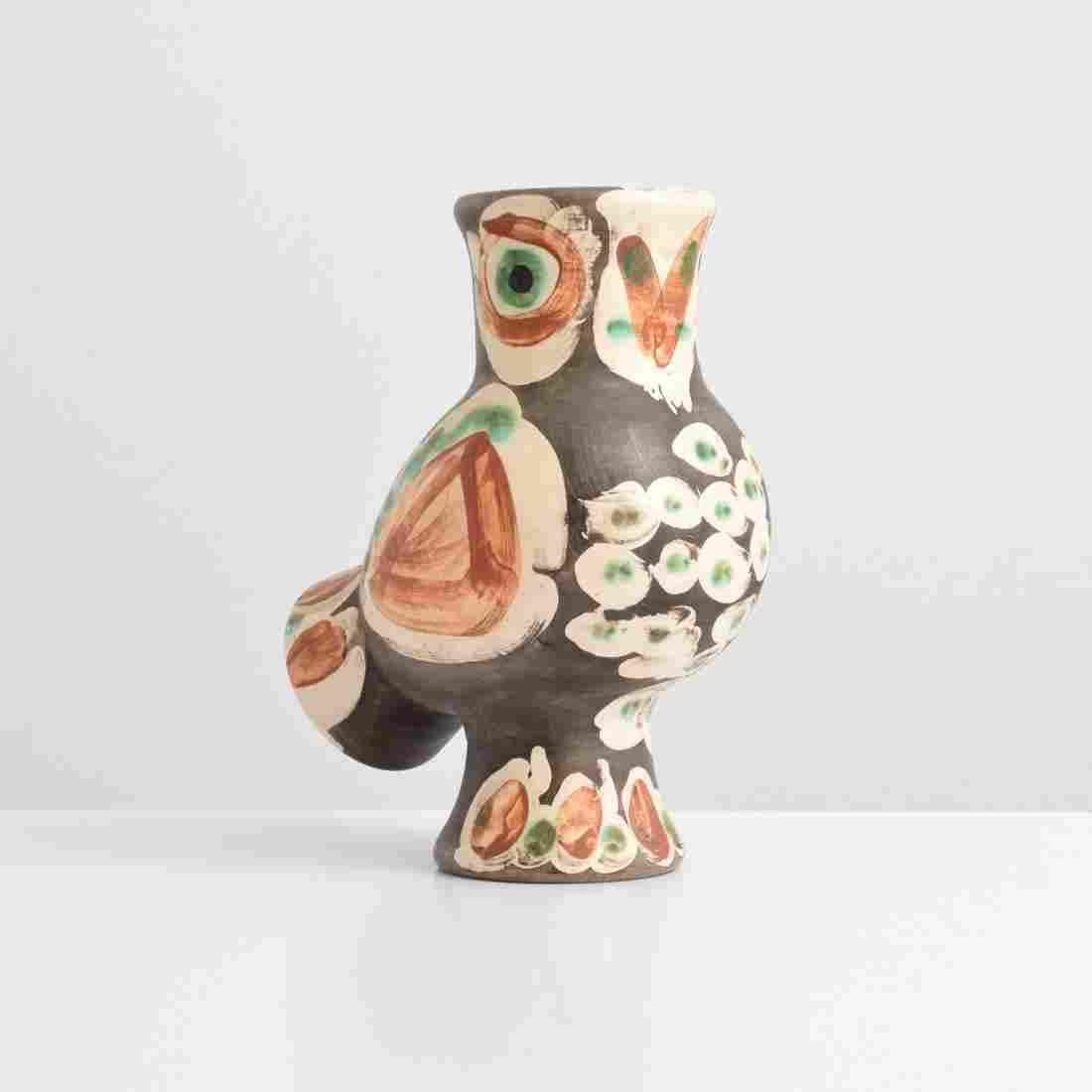 Pablo Picasso CHOUETTE Vase / Vessel