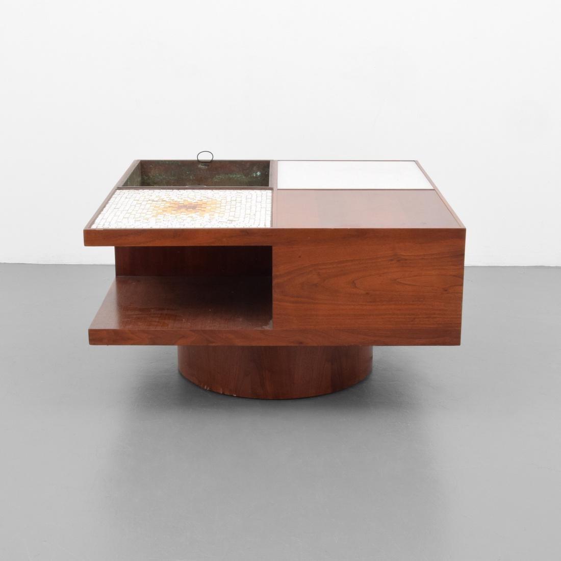 Kagan Lighted Coffee Table Model 440