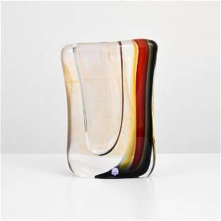 Large Antonio Da Ros MOMENTO Vase