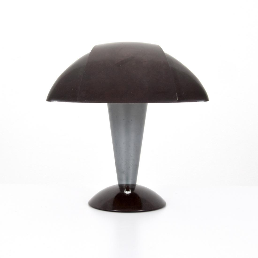Walter Dorwin Teague POLAROID Desk Lamp