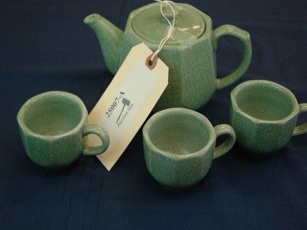2: Green Tea Set