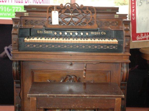 3: Smith American Organ Co.  Reed Organ