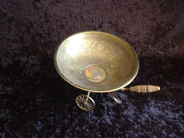 4: Decorative Gold Urn