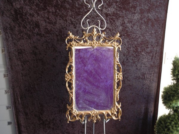 7: Framed Turner Accessory Wall Mirror