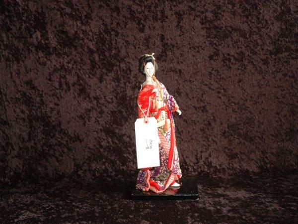 23: Japanese Geisha Doll