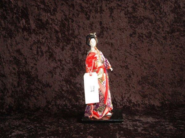 16: Japanese Geisha Doll