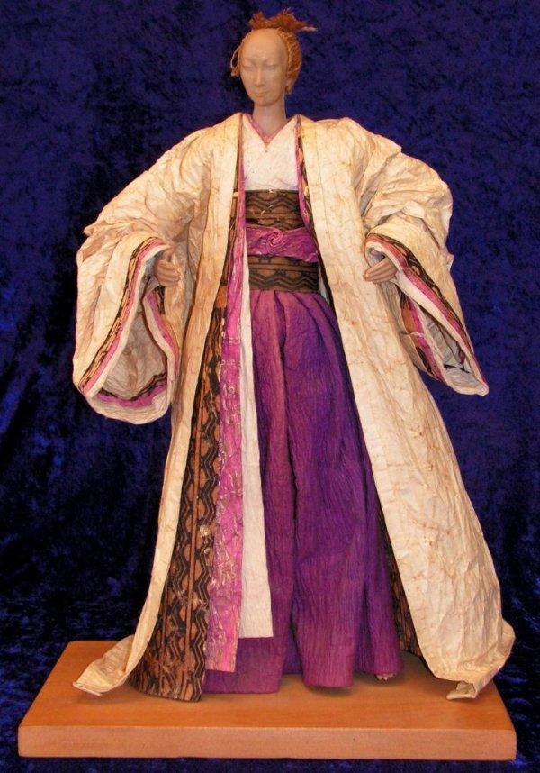 3: Japanese Imperial Asian Samurai Figure, Regal Furama