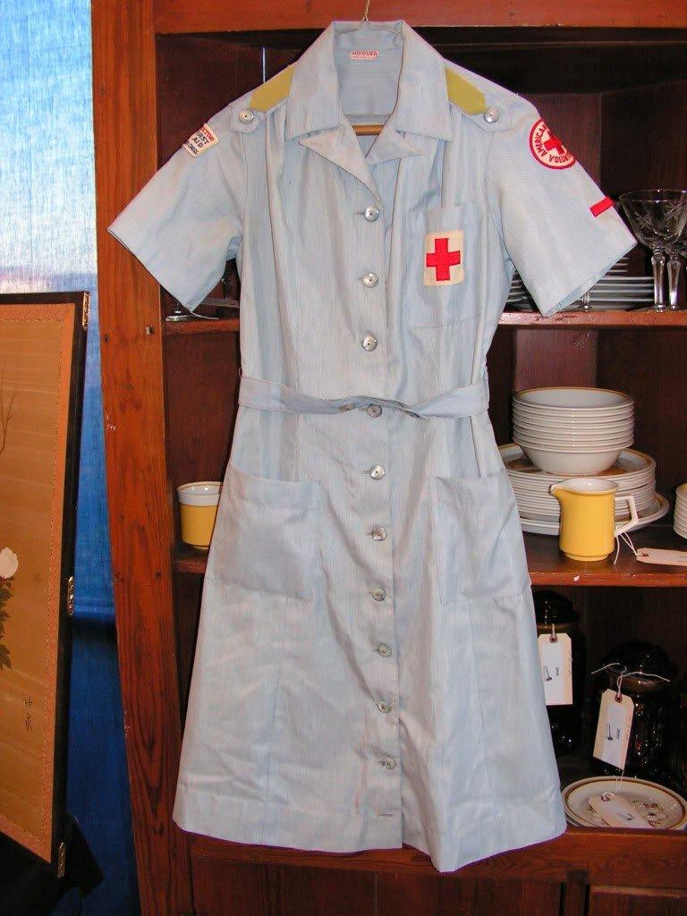17: World War II American Red Cross Uniform