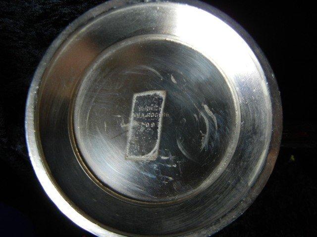 33076: Berwick Wm. A Rogers Silver Plate Pitcher 7997 - 2