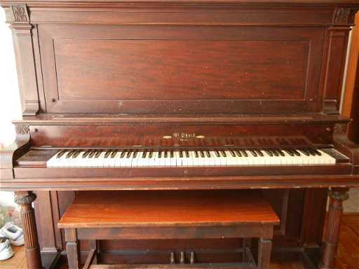 97 Mcphail Upright Serial 55036 1915 Young S Piano Shop I Have A