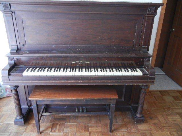 Mcphail piano