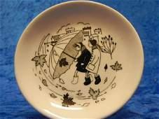 33327: Arabia Made in Finland Plate