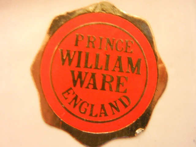 20: Prince William Mug 22 Carat Gold England - 6
