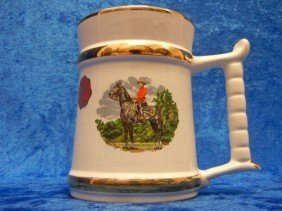20:  Prince William Mug 22 Carat Gold England